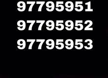 ارقام حلوه متشابهه