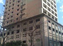 للبيع فندق تحت الانشاء او مبنى ادارى