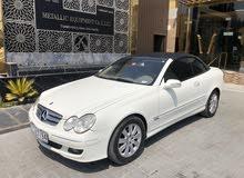 مارسيدس كوبيه 2008 فئة CLK 200