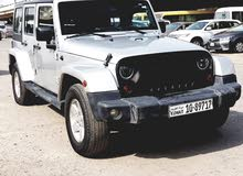Jeep Wrangler 2008 For sale - Silver color