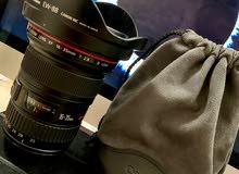Canon EF 16-35mm f/2.8L ll USM Zoom Lens...كانون لينز