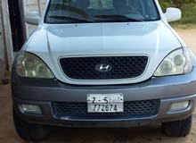 Automatic White Hyundai 2004 for sale