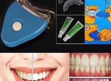 جهاز تبييض اسنان