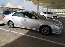 Silver Toyota Avalon 2012 for sale