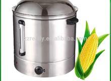 آلة طبخ الذرة للبيع