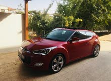 Automatic Red Hyundai 2012 for sale