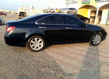 Gasoline Fuel/Power   Lexus ES 2007