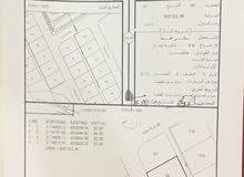 أرض سكنية للبيع مربع نبر الزاهية(15 ألف)
