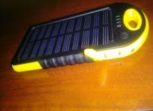شحن اضافي بالطاقة الشمسية