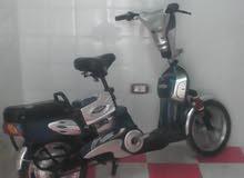 دراجه كهرابئيه للبيع الجيزة