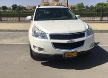 Chevrolet Traverse car is available for sale, the car is in Used condition