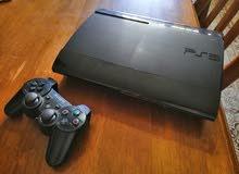 PS3 Super Slim 500G بحالة وكالة