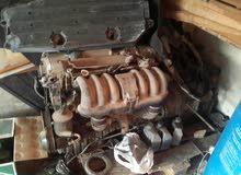 محرك 6 سيلندر مع جير   للبيع
