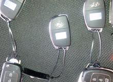 مفاتيح هونداي جديده لم تستخدم 2017