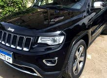 Grand Cherokee 2019 for rent in Cairo