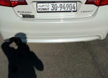 Subaru Legacy 2015 For sale - White color