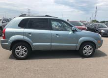Hyundai Tucson 2007 for sale in Al-Khums