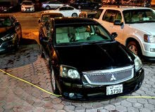 Automatic Black Mitsubishi 2010 for sale