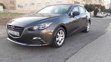 Brown Mazda 3 2016 for sale