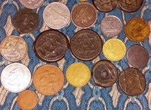 عملة نقدية قديمة جدا