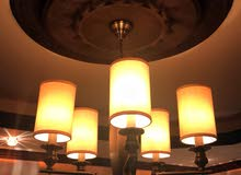 Jeddah - Used Lighting - Chandeliers - Table Lamps available for sale