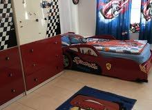 غرفة نوم للأطفال