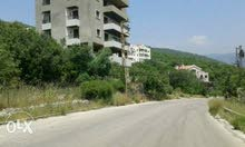 ارض 1125م للبيع في كسروان