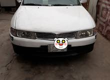 Manual White Mitsubishi 2000 for sale