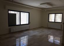شقه فارغة جديده للايجار في خلدا مقابل اكاديمية عمان مساحة 200م سوبر ديلوكس