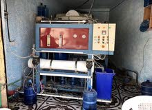 محطة ماء Ro