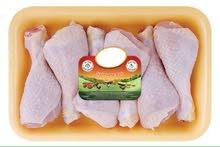 دواجن و لحوم مجمدة Frozen chicken