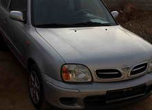 2002  Micra with  transmission is available for sale