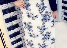 القياس المتوفر في هذا الفستان  40 /48/42/46 السعر 27 تتوفر خدمه التوصيل