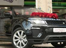 Land Rover Range Rover Evoque 2017 for rent