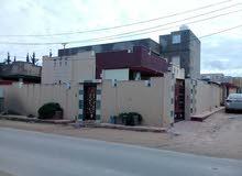 منزل واجهتين للبيع علي الطريق شارع فاطمة الزهراء الكحيلي