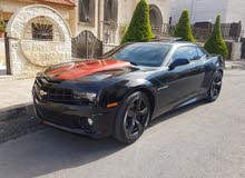 Black Chevrolet Camaro 2011 for sale