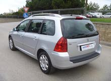 Peugeot 307 2003 For sale - Grey color