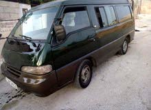Hyundai H-1 Starex 1995 For sale - Green color