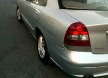 Silver Daewoo Nubira 2000 for sale