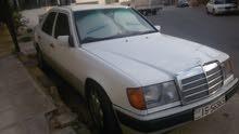 Mercedes Benz E 200 1990 For sale - White color
