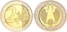 2euro 2002 قطعة نقدية نادرة