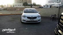 Automatic Grey Kia 2014 for sale