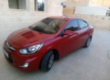 60,000 - 69,999 km Hyundai Accent 2013 for sale