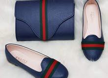 سيت جنطة +حذاء