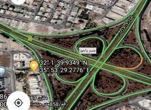 ارض للبيع في منطقة الجبيهة *بالقرب من مسجد زمزم