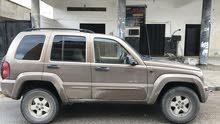 جيب jeep ليبرتي موديل 2006