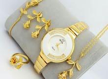 الأناقه الحقيقيه أناقتك في ساعتك الجديده من ضمان لمده سنه ب160ر فقط