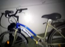 دراجة رياضية.