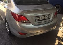Hyundai Accent 2015 For sale - Silver color