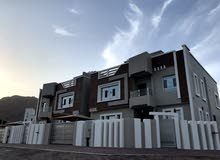excellent finishing palace for sale in Amerat city - Bawshar Heights
